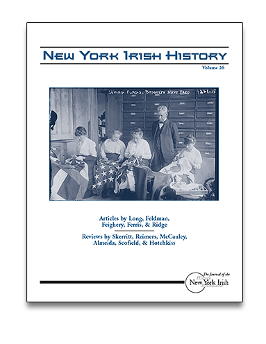 New York Irish History journal