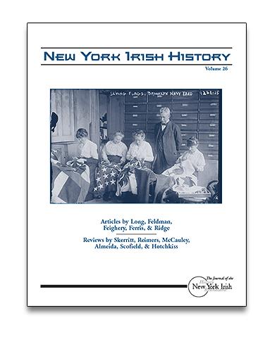 New York Irish History journal