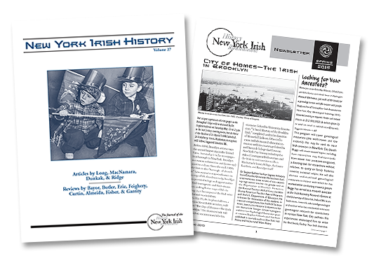 New York Irish History Roundtable Publications
