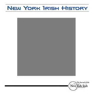 New York Irish History V.31